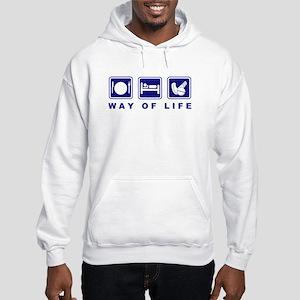 Way of Life Field Hockey Hooded Sweatshirt