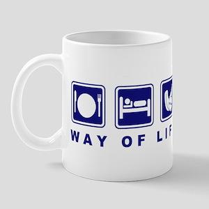 Way of Life Field Hockey Mug