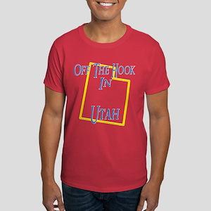 Off the Hook in Utah Dark T-Shirt