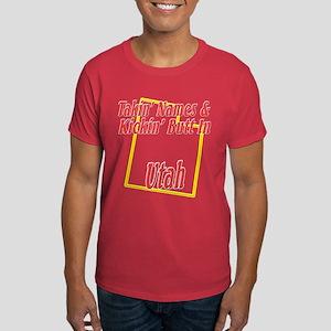 Kickin' Butt in Utah Dark T-Shirt