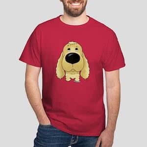 Big Nose Cocker Dark T-Shirt