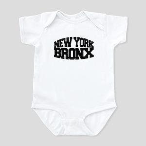 NEW YORK BRONX Infant Bodysuit