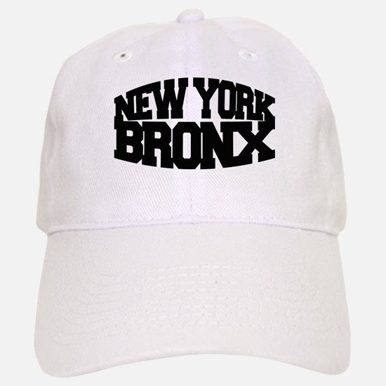 NEW YORK BRONX Baseball Baseball Cap