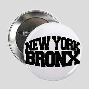 "NEW YORK BRONX 2.25"" Button"