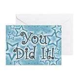 Congratulations Greeting Cards (10 Pack)