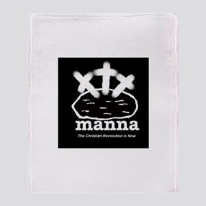 Manna Throw Blanket