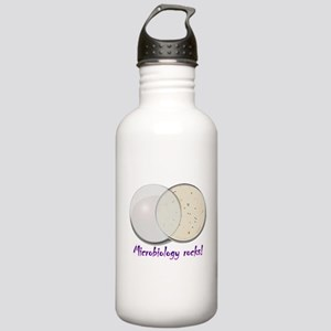 Petri dish Stainless Water Bottle 1.0L