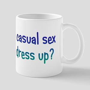 Casual Sex? Mug