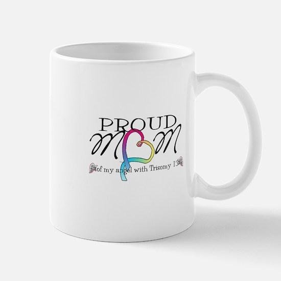 Proud mom of T13 angel Mug