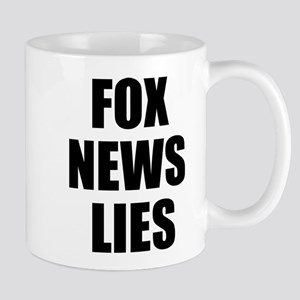 FOX News LIES Mug