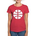 Basketball Women's Dark T-Shirt