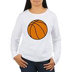 Basketball Women's Long Sleeve T-Shirt