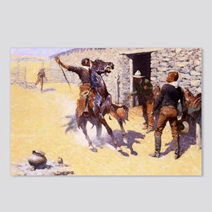 Apaches Postcards (Package of 8)