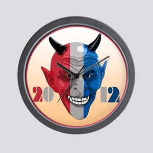 The 2012 Wall Clock