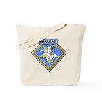 USS MARKAB Tote Bag