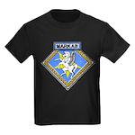 USS MARKAB Kids Dark T-Shirt