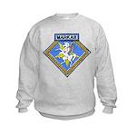 USS MARKAB Kids Sweatshirt