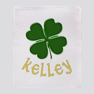 Irish Kelley Throw Blanket
