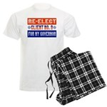 Re-Elect Client No. 9 Men's Light Pajamas