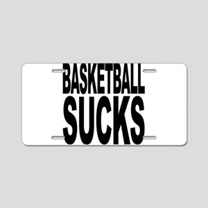 Basketball Sucks Car Accessories - CafePress