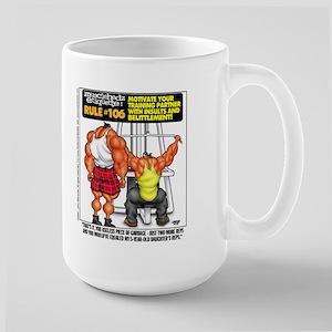 HEDZ ETI: Rule 106 - Large Mug