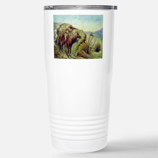 The Apache Stainless Steel Travel Mug