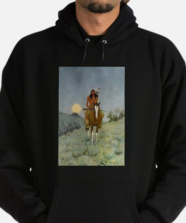 The Outlier Hoodie (dark)
