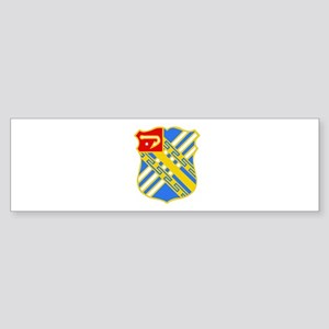 DUI - 2nd Bn - 18th FA Regt Sticker (Bumper)