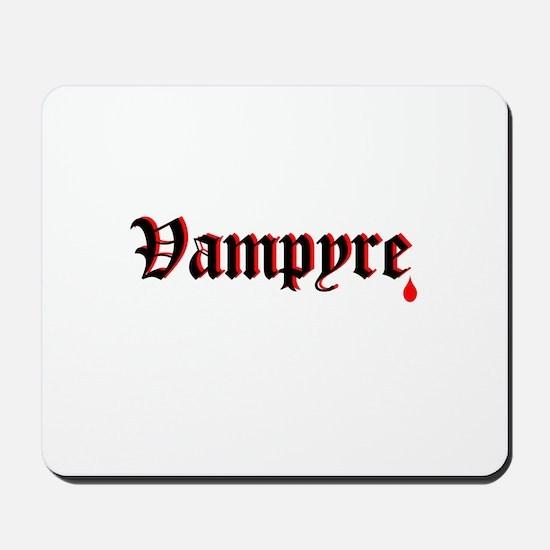 Vampyre Mousepad