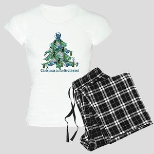 Christmas in the Southwest Women's Light Pajamas