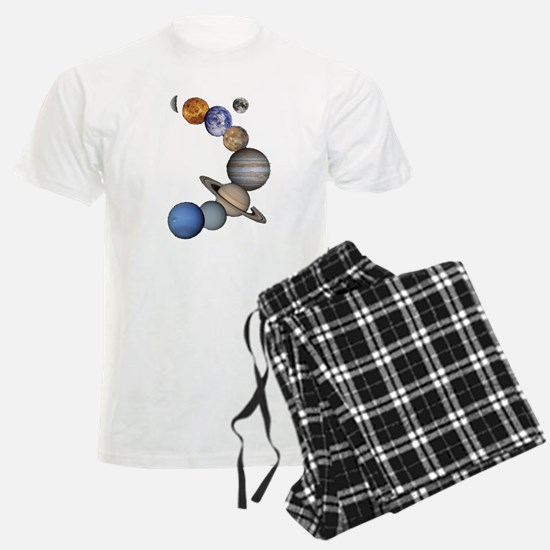 Planet Swirl Pajamas