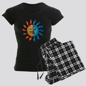 BiPolar Solar Women's Dark Pajamas