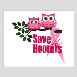 Save the Hooters Small Poster