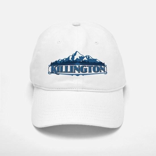 Killington Blue Mountain Baseball Baseball Cap