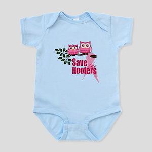 Hooters 2 Infant Bodysuit