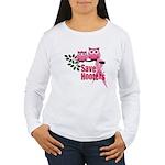 Hooters 2 Women's Long Sleeve T-Shirt