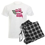 Hooters 2 Men's Light Pajamas