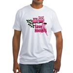 Hooters 2 Fitted T-Shirt
