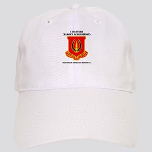 DUI - C Btry(Tgt Acq) - 26th FA Regt with Text Cap