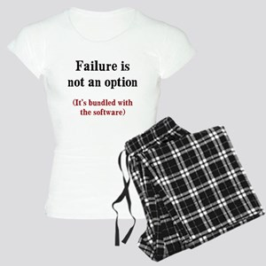 Software Failure Women's Light Pajamas