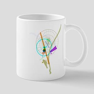 Bike Flower Mug