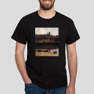 View of Delft (detail) Dark T-Shirt