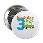 Truck Birthday Boy 3 2.25