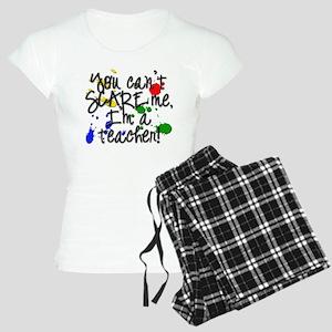 Scare Teacher Women's Light Pajamas