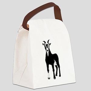Billy Goat Gruff Canvas Lunch Bag