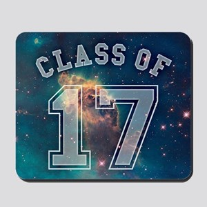 Class of 17 Space Mousepad