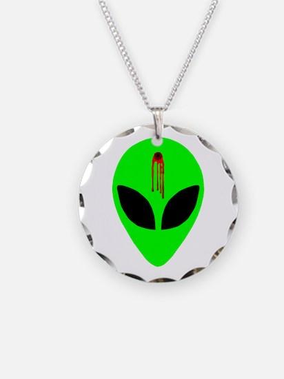Dead Alien Necklace