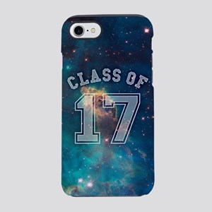 Class of 17 Space iPhone 7 Tough Case