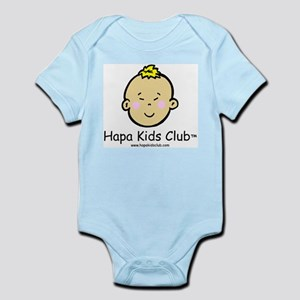 Hapa Kids Club Infant Bodysuit