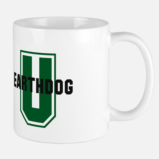Earthdog University Mug
